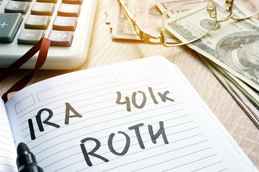 Should You Consider a Roth IRA or Roth 401K