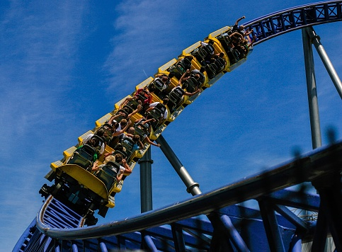 Investing in the Stock Market - Riding the Roller Coaster