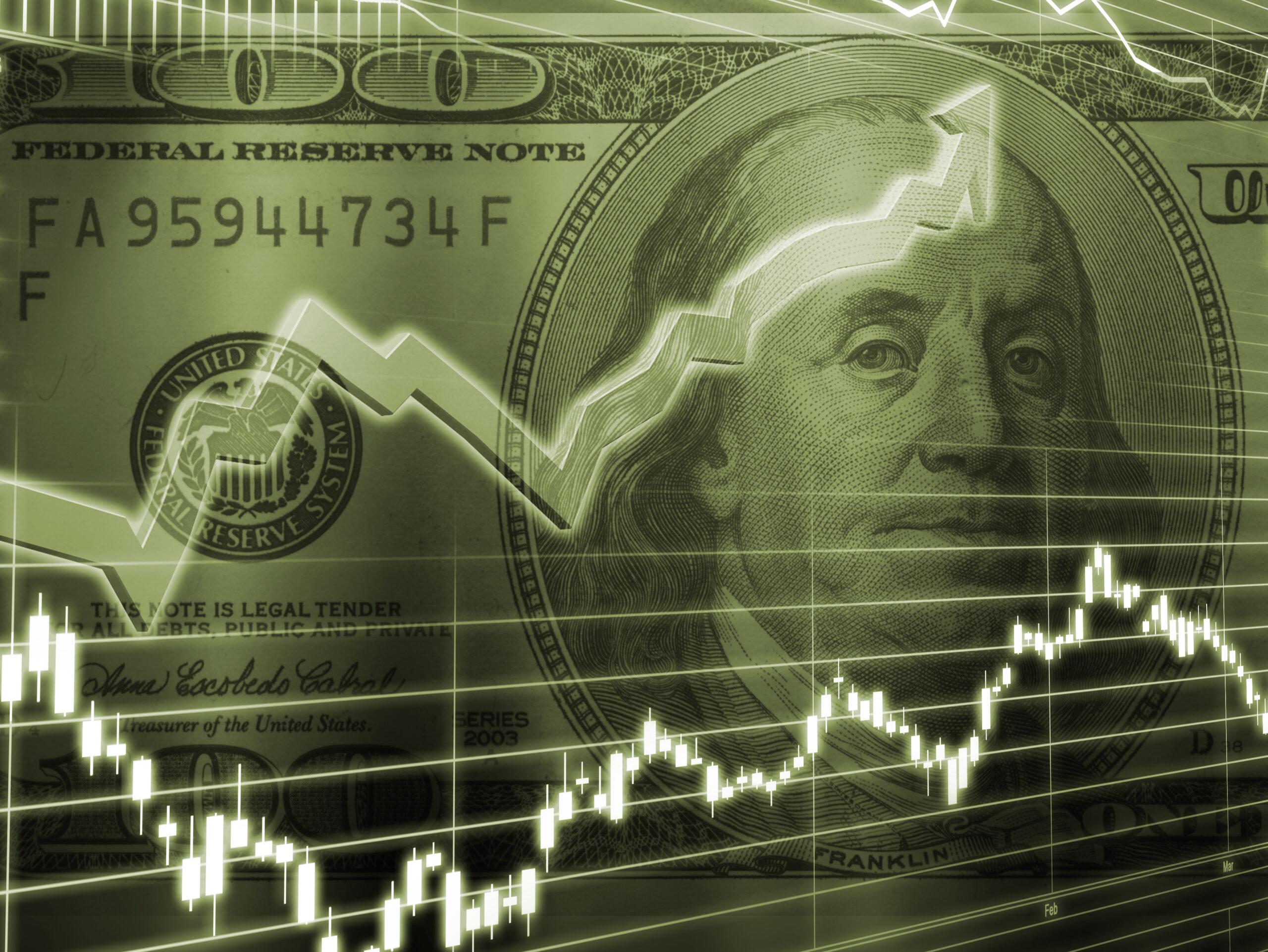 Stocks Drop as Interest Rates Skyrocket